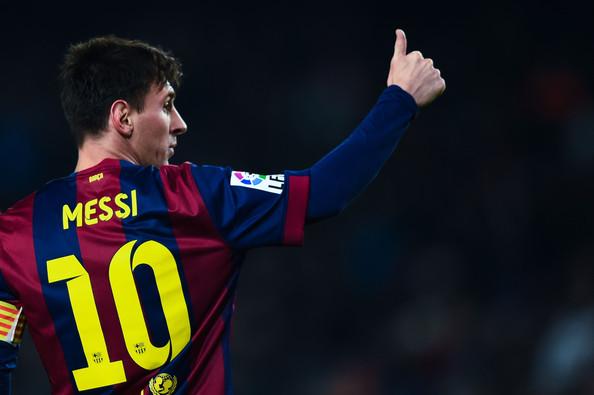 Barça : pas de blessure pour Messi !