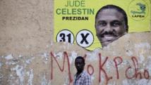 Haïti: le candidat d'opposition Jude Célestin jette l'éponge
