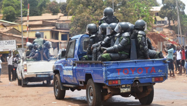 Guinée: arrestation du jihadiste mauritanien Saleck Ould Cheikh