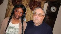 France: Mariée à Jean-Yves Danvel, 71 ans, Pauline Diedhiou, 25 ans, frise l'expulsion