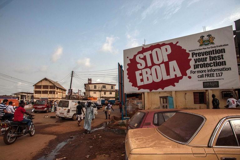 Nouveau cas d'Ebola en Sierra Leone
