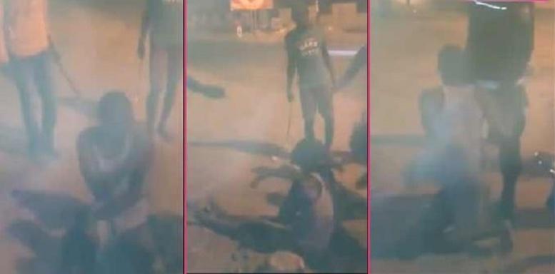 Pour avoir porté un sac à main, un jeune sévèrement tabassé à Guinaw Rails