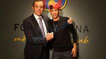 Barça : le père de Neymar monte au créneau