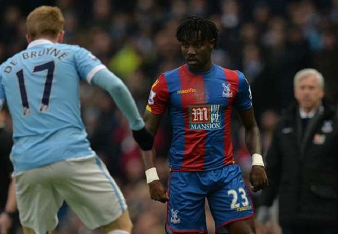 Crystal Palace : Pape Ndiaye Souaré prolonge