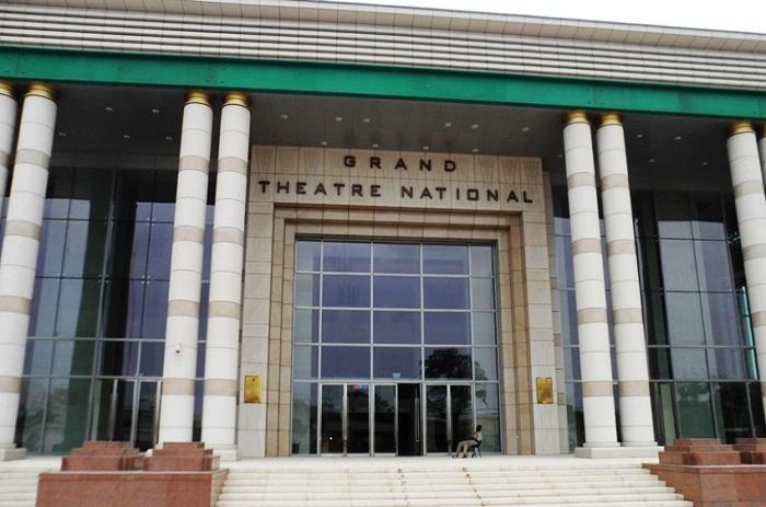 «Le Grand Théâtre devrait porter le nom d'Aimé Césaire» : Elie Carles Moreau.
