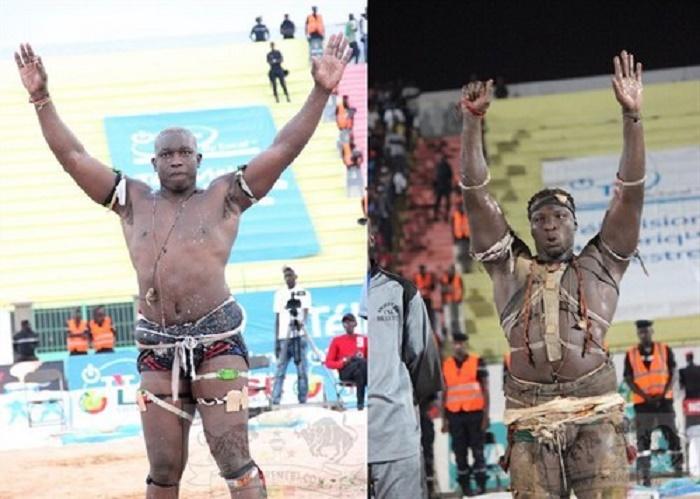 Lutte: Ama Baldé trompe Gouye Gui en moins de 5 secondes et remporte le tournoi de la TNT
