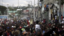 Après le report des élections, les Haïtiens manifestent