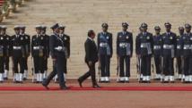 François Hollande en Inde: la France joue le marché et la politique