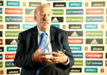 Del Bosque évoque Zidane entraîneur et les sanctions du Real Madrid