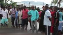 """""""Des fosses communes"""" au Burundi"""