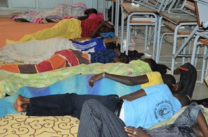 Détérioration de la santé des élèves-professeurs : deux nouveaux grévistes évacués.
