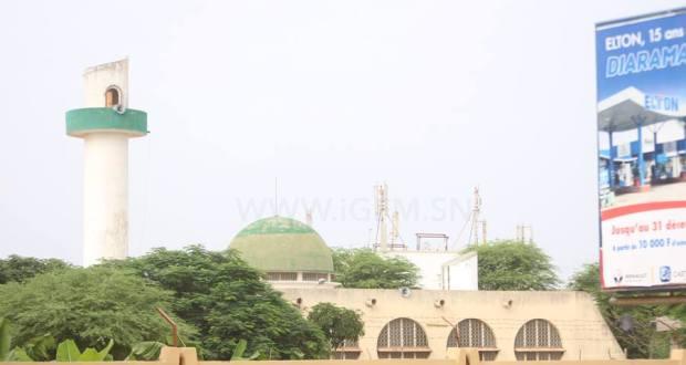 « La Mosquée de l'Aéroport Léopold Sédar Senghor ne fait  l'objet d'aucune procédure de fermeture »