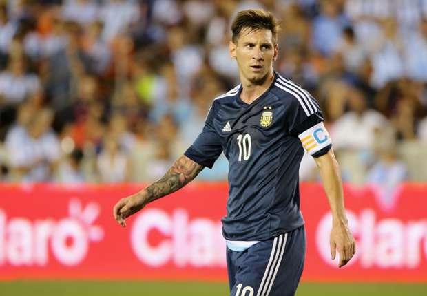 Argentine, Messi ne jouera pas les JO !
