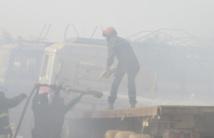 """Ouagadougou: sept véhicules consumés, après un incendie d'""""origine inconnue"""" dans un garage"""