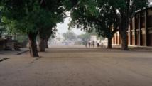 Tchad: manifestation de jeunes diplômés au chômage à Ndjamena