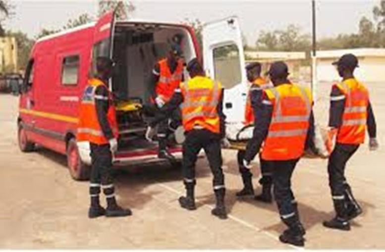 Fatick : Un accident fait deux morts et trois blessés grave à hauteur de Diakhao