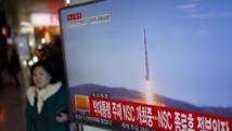 La Corée du Nord procède à un tir de fusée, la Chine réagit