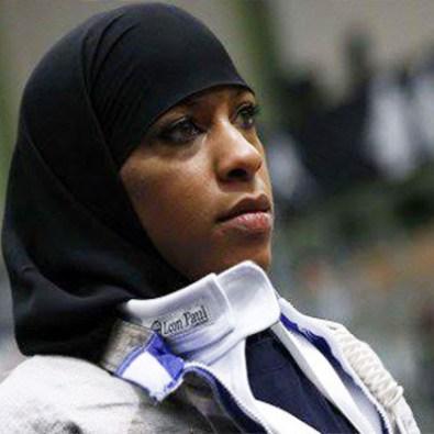 J.O de Rio-Pour la première fois, une athlète américaine voilée participera à la compétition