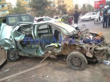 Dernière minute: développements dans le grave accident sur l'autoroute