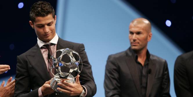 Zidane : « Cristiano Ronaldo est le meilleur »