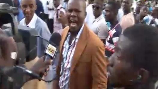 Injures Publique sur Aminata Tall: Mamadou Lamine Massaly condamné à 1 mois assortie de sursis