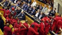 Afrique du Sud: Jacob Zuma pris à parti au Parlement
