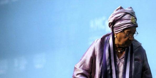 Liberia : Sirleaf appelle à surveiller les frontières pour éviter des attaques en Côte d'Ivoire