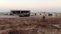 La Turquie bombarde des zones kurdes dans le nord de la Syrie