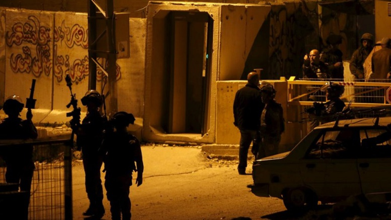 Six Palestiniens tués en tentant d'attaquer des soldats israéliens