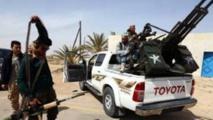 Gouvernement d'union nationale en Libye