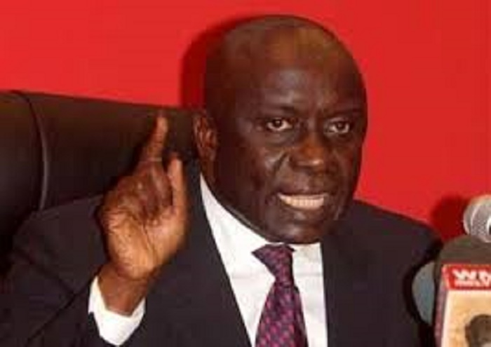 «A l'incompétence qui lui était reconnue, Macky Sall ajoute le déshonneur», Idrissa Seck