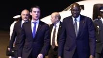 Mali: Manuel Valls rencontre IBK et la communauté française