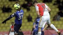 Ligue 1 : pluie de buts à Lorient, Carrillo mène Monaco à la victoire et Angers coule