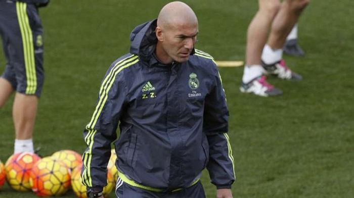 Real Madrid : les premières critiques s'abattent sur Zidane
