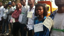 RDC: les «calicots subversifs» de la Lucha devant le tribunal