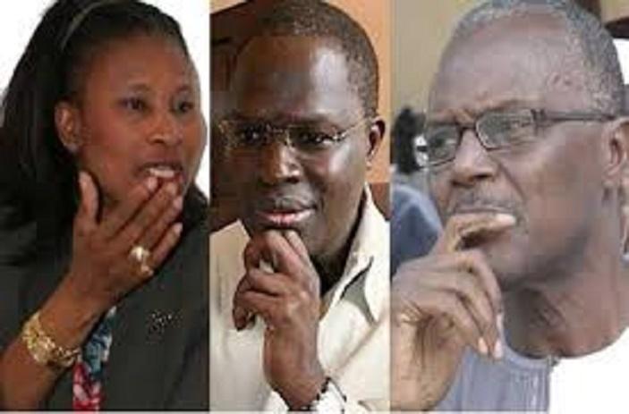 Dénonciation du reniement à la parole donnée: au-delà de Macky Sall, Khalifa Sall et Aïssata Tall Sall visent Ousmane Tanor Dieng