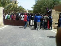 Université Gaston Berger : Les étudiants décrètent 48 heures de journées sans tickets