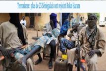 Terrorisme: plus de 23 Sénégalais ont rejoint Boko Haram