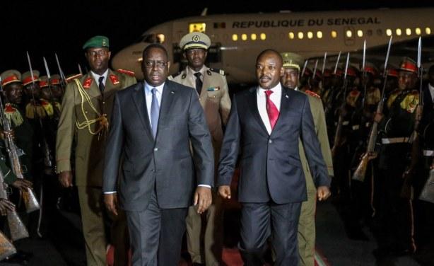 Forte délégation de l'UA pour mener la médiation au Burundi