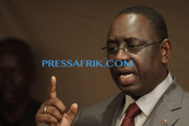 Jamais l'homosexualité ne sera légalisée au Sénégal selon Macky Sall