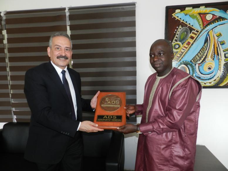 Aéroports du Sénégal (ADS) : Le Président de la CAFAC se félicite des réalisations…