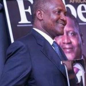 Classement Forbes 2016 : Aliko Dangote, toujours l'homme le plus riche d'Afrique