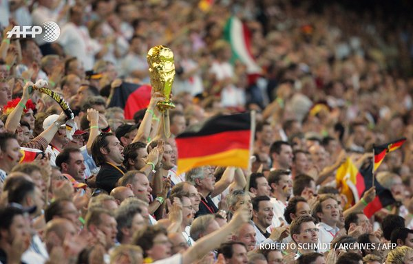 L'ombre de la corruption pèse sur le Mondial 2006 en Allemagne