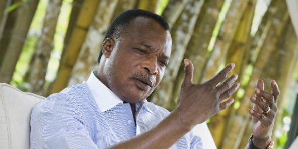 Présidentielle au Congo : Denis Sassou Nguesso promet de l'emporter au premier tour