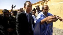 Sahara occidental: Ban Ki-moon en visite pour tenter de relancer le dialogue