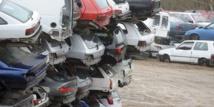 Touba : Un réseau de trafic de véhicules volés démantelé