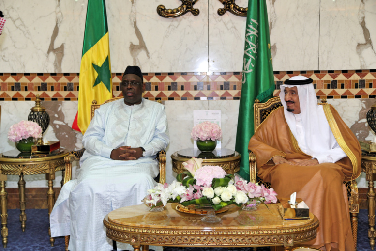 Macky quitte Dakar ce soir pour l'Arabie Saoudite