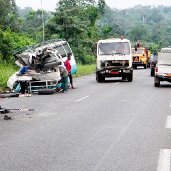 Au moins 20 morts dans un accident sur l'axe Bafang-Bafoussam, dans l'Ouest du Cameroun
