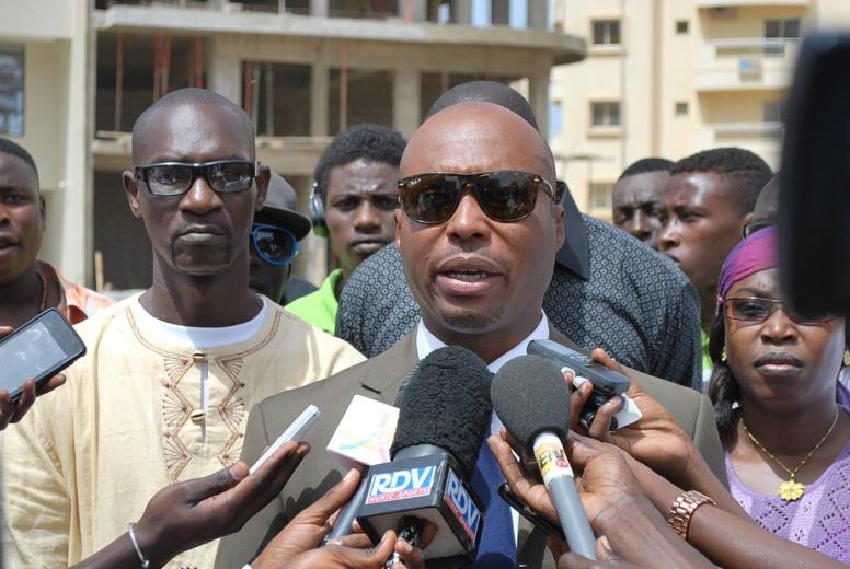 Référendum : Barthélémy Dias choisit le camp de Khalifa Sall