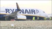 France: bagage suspect sur un vol